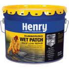 Henry Wet Patch 3.3 Gal. Rubberized Roof Cement and Patching Sealant Image 1