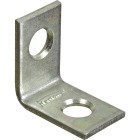 National Catalog 115 3/4 In. x 1/2 In. Zinc Corner Brace Image 1