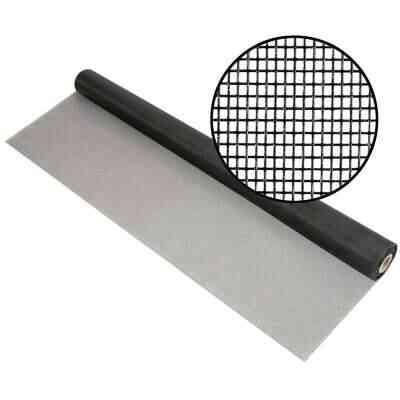 Phifer 72 In. x 100 Ft. Charcoal Fiberglass Mesh Screen Cloth