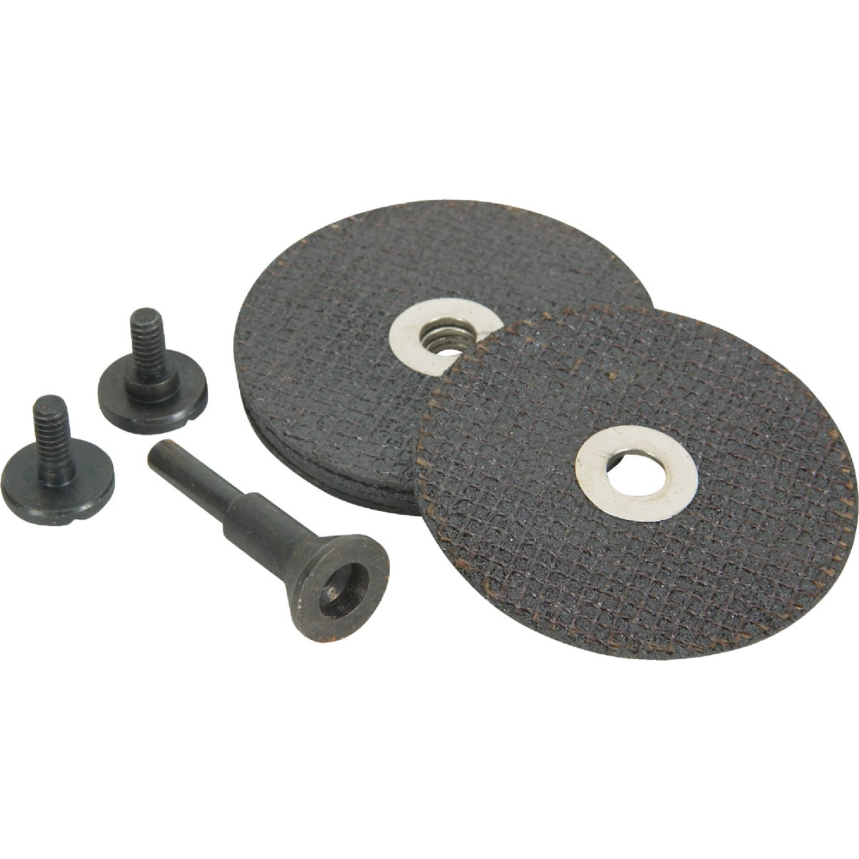 Weiler Vortec Cut-Off Wheel Set, 6-Pieces Image 1