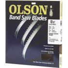 Olson 93-1/2 In. x 3/16 In. 10 TPI Regular Flex Back Band Saw Blade Image 1