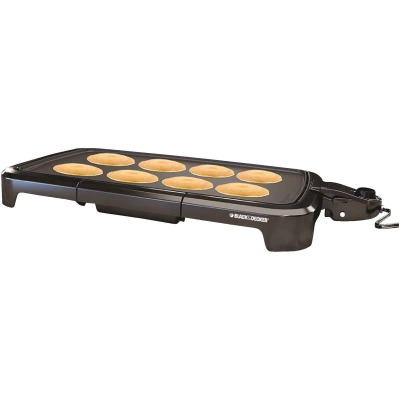 Black & Decker 8-Serving Electric Griddle