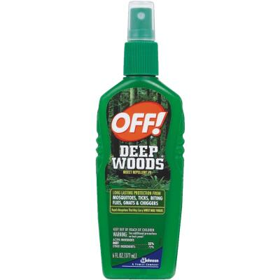 Deep Woods Off 6 Oz. Insect Repellent Pump Spray