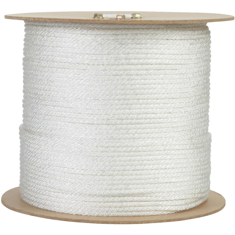 Do it 1/4 In. x 1000 Ft. White Braided UV Resistant Nylon Rope Image 1