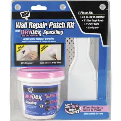 Dap DryDex 8 Oz. Drywall Repair Kit (4-Piece)